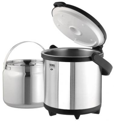 Stainless Stee Cook and Carry Thermal Cooking Pot
