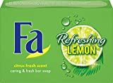 Fa Refreshing Lemon Festseife, 1er Pack (1 x 100 g)
