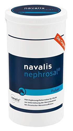 navalis nephrosal Horse - Diät-Ergänzungsfuttermittel für Pferde, Option:850 g Dose Kräutermischung