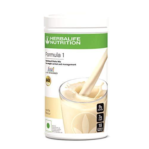 Her-balife Formula 1 Shake 500g Herbal Life Weigh tLoss (Vanilla)