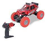 SASKATE Coche teledirigido RC, juguete de coche eléctrico de carreras de juguete inalámbrico RC Off Road Monster Vehicle Truck para niños y adultos