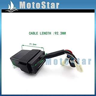 Occus Grips Ignition CDI Box 7 Wires for Chinese 250cc Engine ATV Quad 4 Wheeler UTV Loncin Puma Tiger Jianshe Hensim