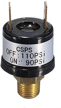 YTGUEVKDH 12V Trumpet Train Horn Limited Special Price Compressor Air Pressure Switch Today's only