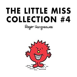 The Little Miss Collection 4 audiobook cover art