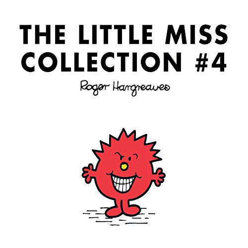 The Little Miss Collection 4 cover art