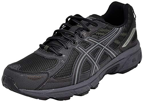 ASICS Men's Gel-Venture 6 Running Shoe, Graphite Grey/Black, 11 M US