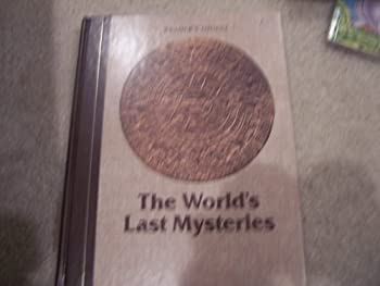Hardcover Reader's Digest The World's Last Mysteries Book