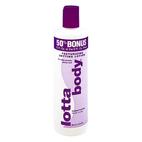 Revlon lottabody style me setting lotion 354 ml