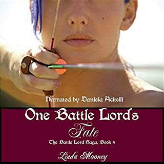 One Battle Lord's Fate cover art