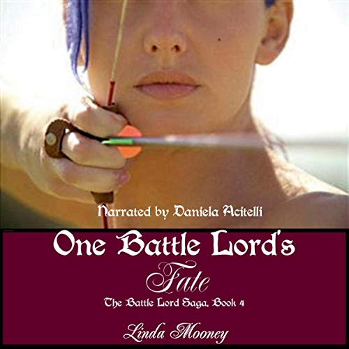 One Battle Lord's Fate audiobook cover art