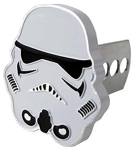 Plasticolor 002280R01 Star Wars Stormtrooper Hitch Cover
