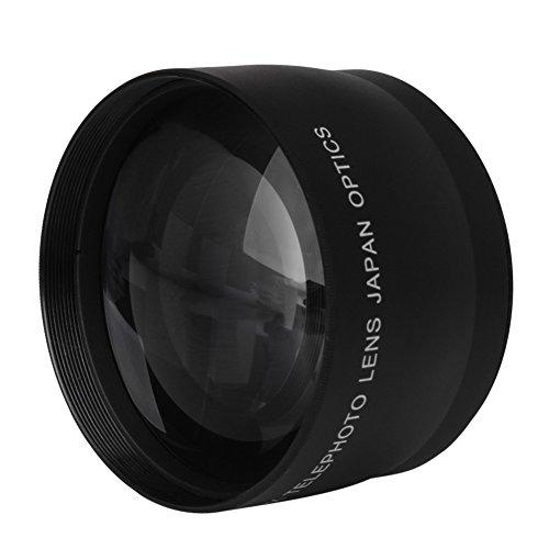 Lente de teleobjetivo de Alta Velocidad para Nikon AF-S DX Nikkor 18-55 mm, 2 Unidades