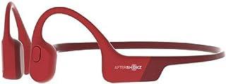 骨伝導 ワイヤレス イヤホン Aftershokz アフターショックス AEROPEX Solar Red 【AFT-EP-000014】国内正規品2年保証 マイク付き Bluetooth ブルートゥース