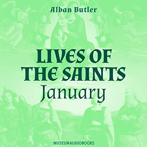 Lives of the Saints, Volume I: January cover art
