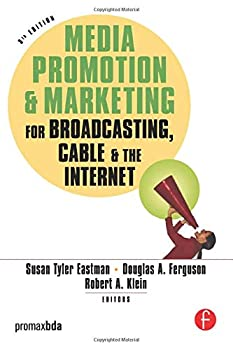 Media Promotion & Marketing for Broadcasting Cable & the Internet