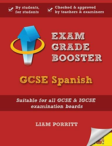 Exam Grade Booster: GCSE Spanish