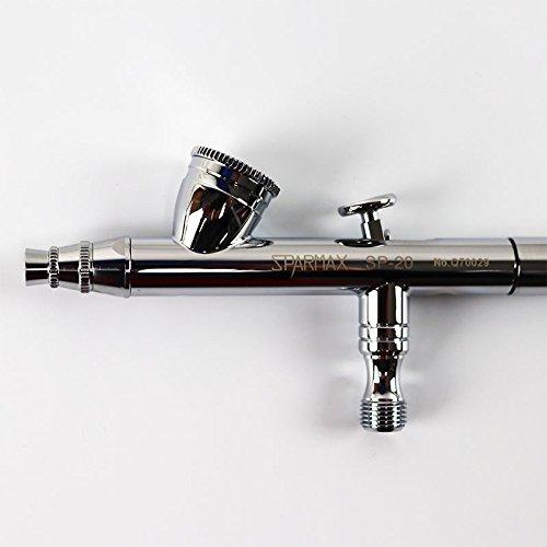 Airbrushpistole Airbrush Pistole Airbrush-City Sparmax SP-20 fine Line