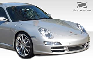 1999-2004 Porsche 996 997 Duraflex Carrera Front End Conversion Kit - 3 Piece
