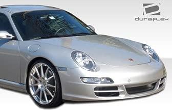 1999-2004 Porsche Boxster 997 Duraflex Carrera Front End Conversion - Includes 997 Carrera Conversion Front Bumper (105126) and 997 Conversion OEM Fenders (105128). - Duraflex Body Kits