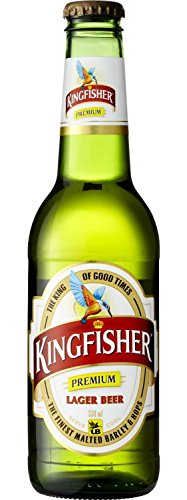 King Fischer Premium Lager 330ml 4,8% Vol.