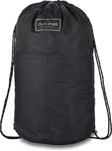 Dakine Stashable Cinchpack 19L Rucksack, black