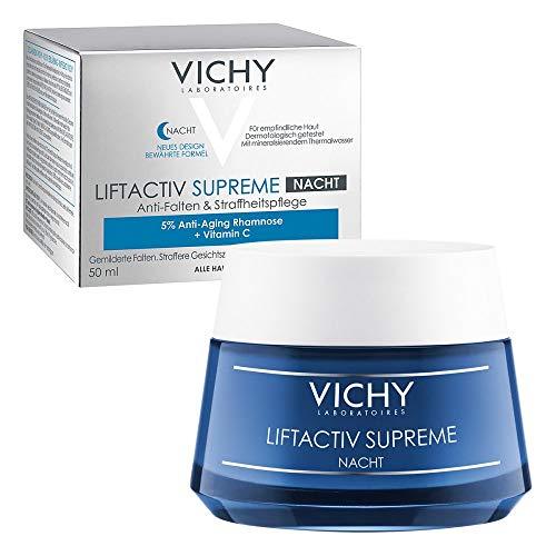 Vichy Crema nocturna, 50 ml