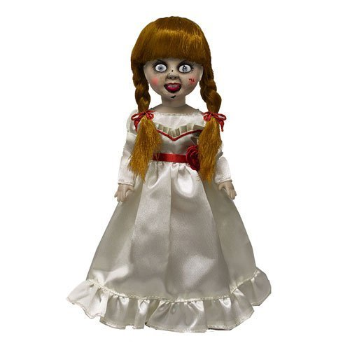 """Living Dead Dolls The Conjuring 10"""" Doll Annabelle by Mezco Toyz"""