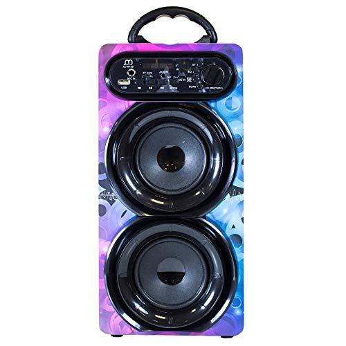 Music Life 30W Altavoz Karaoke Bluetooth Inalámbrico con Micrófono con USB Radio FM AUX TF Reproductor MP3 Portátil 111279- 2