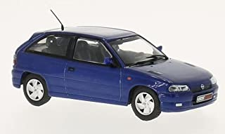 Opel Astra F GSI 16v 1992 blue 1:43 Whitebox