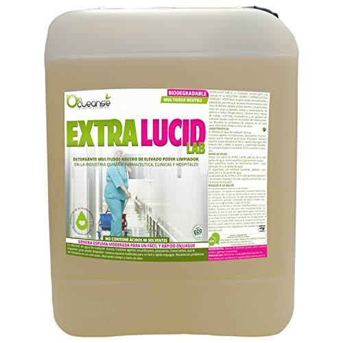 galon de jabon liquido para ropa fabricante BioCleanse