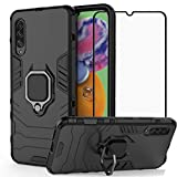 BTShare For Samsung Galaxy A90 5G Case with Tempered Glass