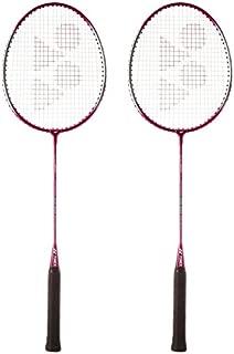 Yonex GR 303 Saina Nehwal Special Edition Badminton Racquet (Set of 2) Pink