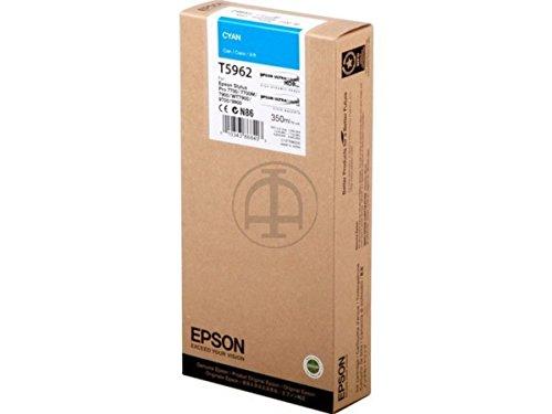 Epson Stylus Pro WT 7900 EFI (T5962 / C 13 T 596200) - original - Tintenpatrone cyan - 350ml