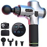 Muscle Massage Gun, Handheld Deep Tissue Muscle Relief Massager, Portable Personal Massage Gun