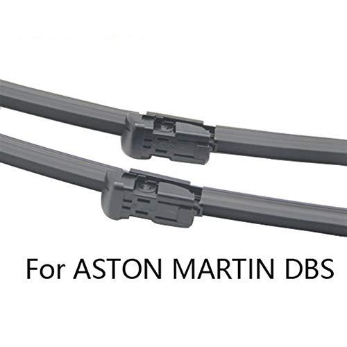 Reemplazo Rascador Rasquetas for el Aston Martin DBS ajuste Push Button armas 2012 (Color : 2012)