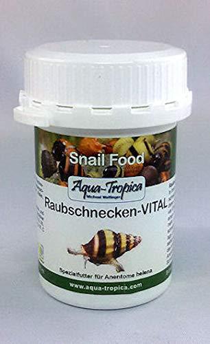 Aqua-Tropica Raubschnecken-VITAL - Futter für Anentome Helena, 35 g