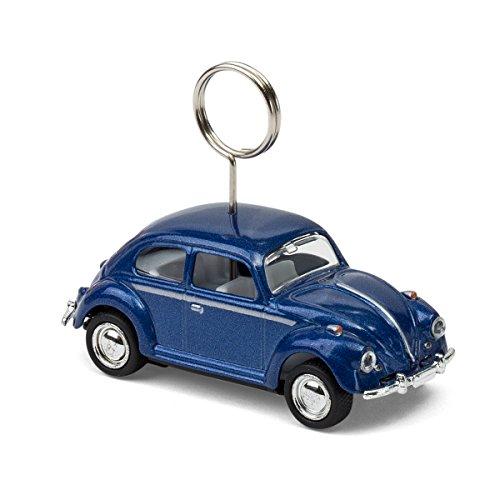 corpus delicti :: VW Käfer – Foto- und Kartenhalter auf Rädern (blau) (20.5b)