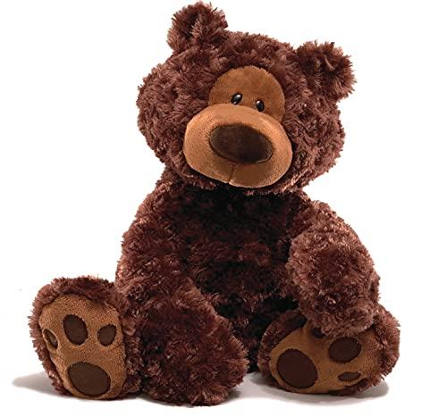 chocolate oso fabricante GUND