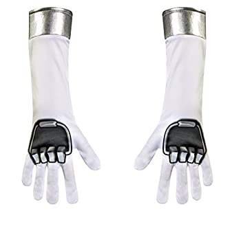 Disguise Power Ranger Dino Charge Child Gloves Costume