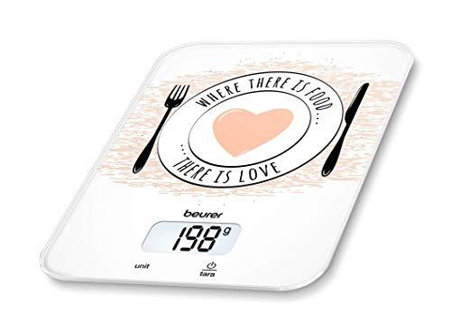 Beurer KS 19 Bilancia da Cucina, Love
