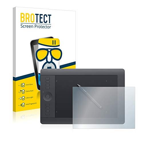 BROTECT Protector Pantalla Cristal Mate Compatible con Wacom Intuos Pro S PTH-460 Protector Pantalla Anti-Reflejos Vidrio, AirGlass