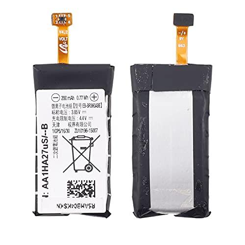 Duotipa Batería de repuesto EB-BR360ABE compatible con Samsung Gear Fit2 Fit 2 R360 Smart Watch con herramientas