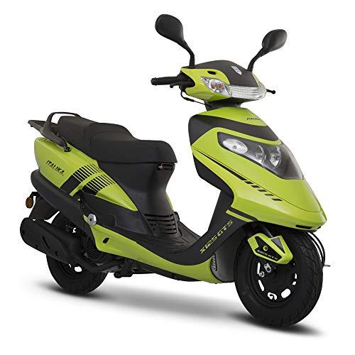 ITALIKA Motocicleta de Motoneta – Modelo X125