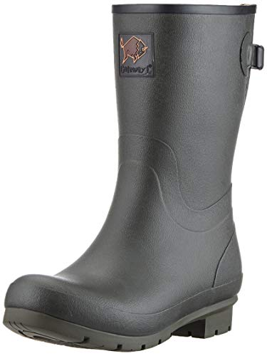 "Gateway1 Damen Goodwood Lady 11"" 3mm Jagdstiefel, Grün (Khaki 2144), 42 EU"