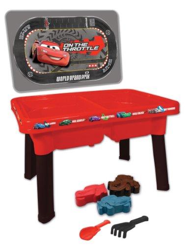Disney Cars 2 Zand- en watertafel