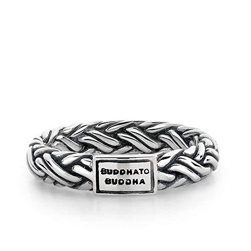 Boeddha to Boeddha damesring 925 zilver 32006003