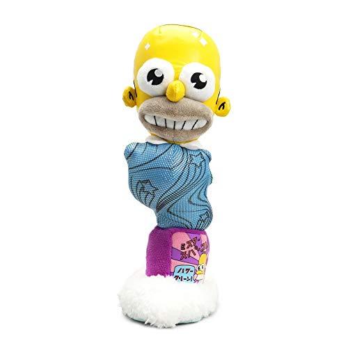 Peluche Mr. Sparkle 28 cm. Los Simpson. Kidrobot