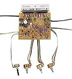 Barry John 100W Audio Amplifier Stereo Circuit KIT Board 4440 IC with BASS, Treble, Volume & Balance...