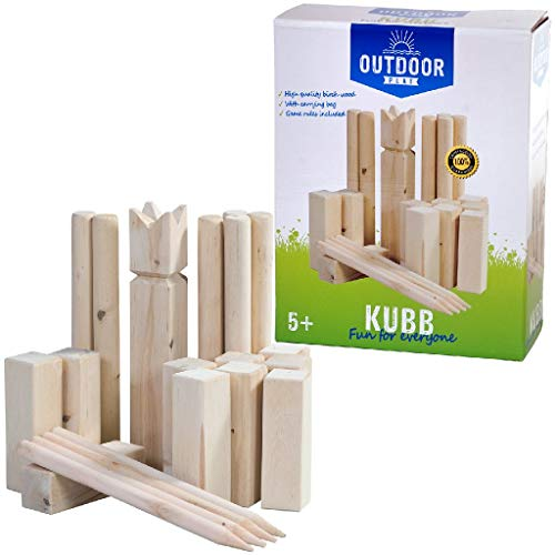 Outdoor Play GT7706C Kubb SPEL