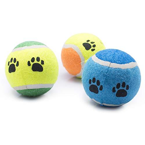 Petper Cw-0039EU - Juguete de pelotas para perros